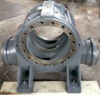 PML pump rotating assembly